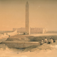 Obelisk at Alexandria